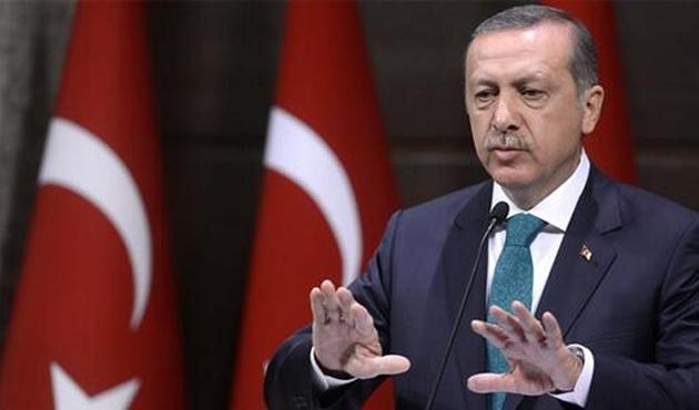 Erdoğan: Diplomatik yollarla çözmeye çalışıyoruz