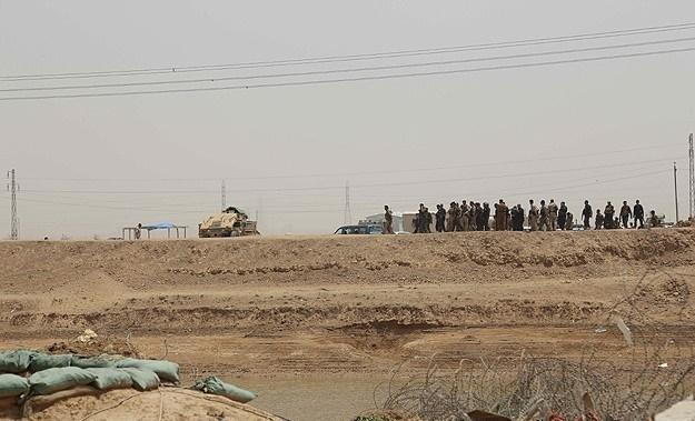Bağdadi nahiyesi IŞİD'den geri alındı