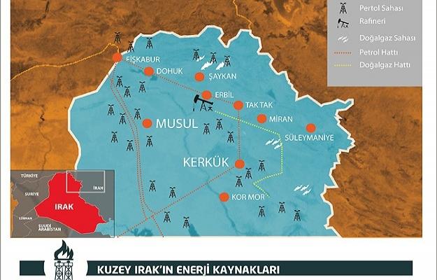 IŞİD'in ilerleyişinin Irak petrollerine etkisi