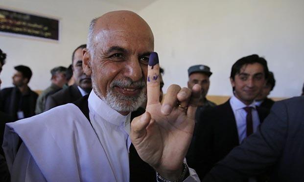 Afganistan'da seçim sonuçları: Eşref Gani önde