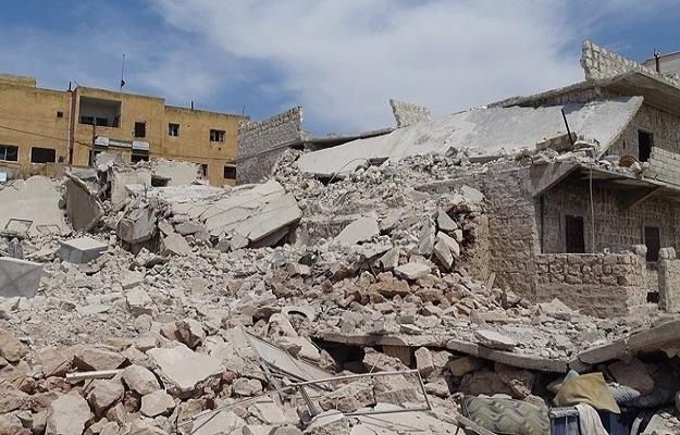 Esad güçlerinin operasyonlarında 71 kişi öldü
