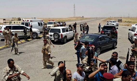 IŞİD, Telafer'e de girdi