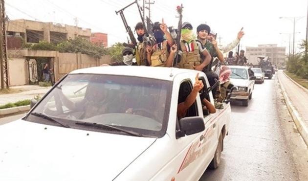IŞİD Bağdat'a dayandı; ordu savunmada