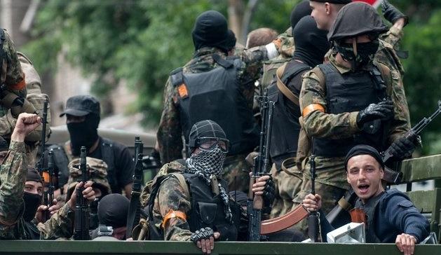 Ukrayna'da Rus yanlıları da ateşkes ilan etti