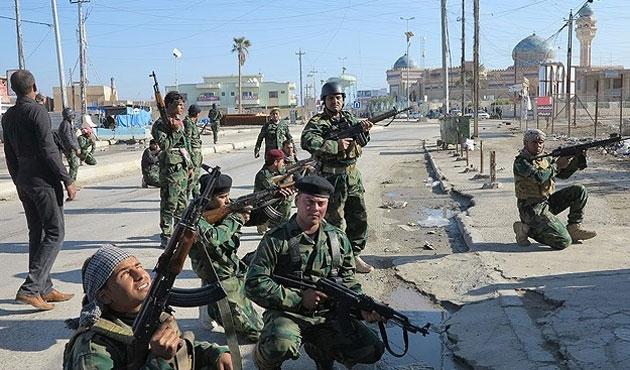 Selahaddin şehri IŞİD'den alındı