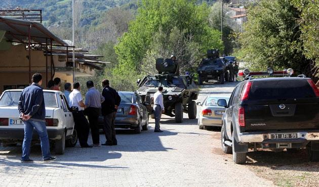Keseb Sınır Kapısı yeniden rejim kontrolünde
