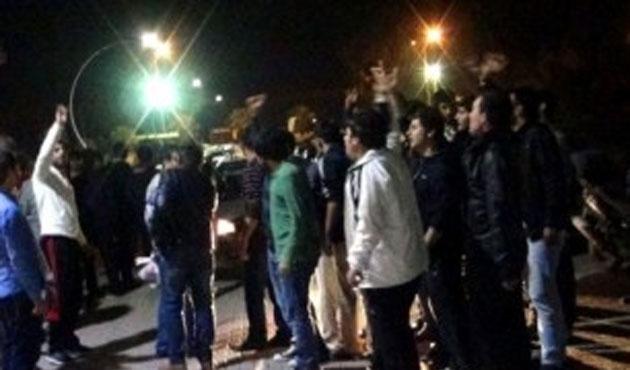 İzmir'de öğrenci yurdunda gerginlik
