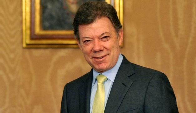Kolombiya'da Santos yeniden cumhurbaşkanı