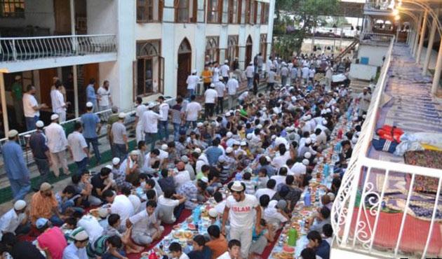 Özbekistan'da Ramazan ayarı!