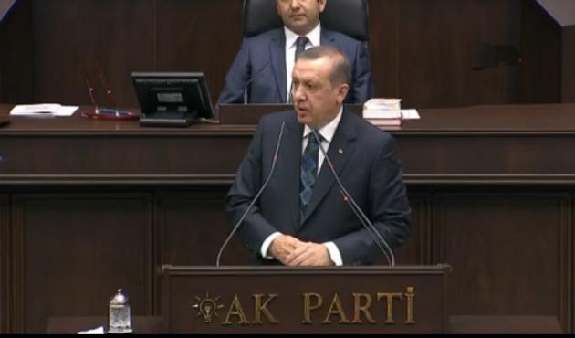 Erdoğan: Camiye canlı bombalı saldırı olabilir mi?