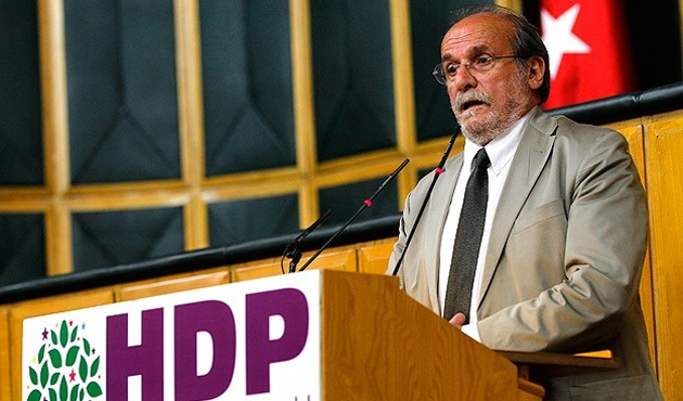 HDP'den CHP'ye çatı aday eleştirisi
