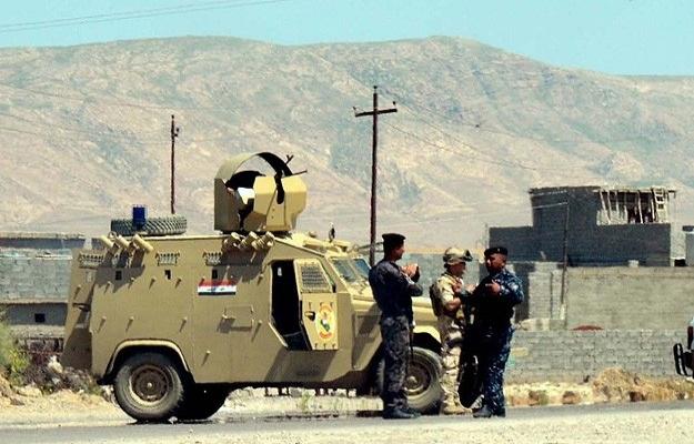 Irak'ta kaçan komutanlar görevden alındı