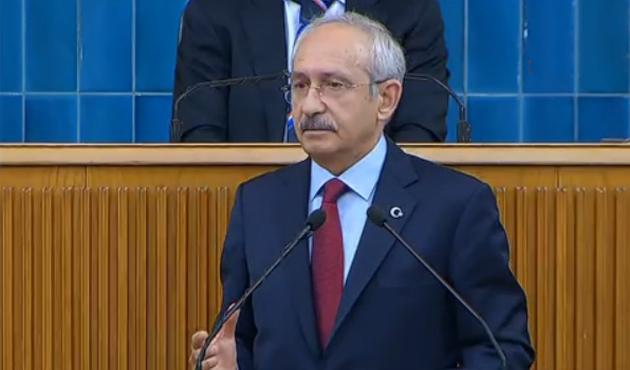 Kılıçdaroğlu, İhsanoğlu'nu öve öve bitiremedi
