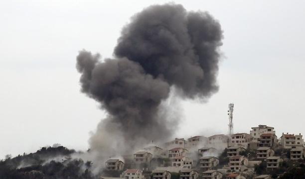 Suriye'de Bayırbucak Türkmen bölgesine hava saldırısı