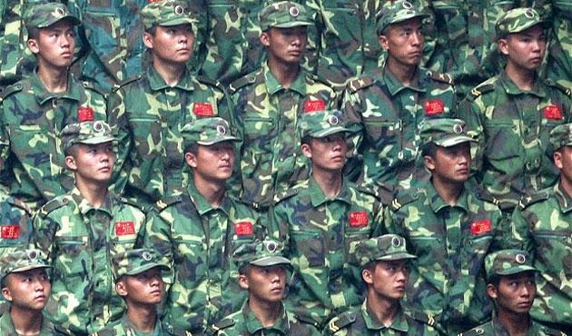 Çin'de mühimmat deposundaki patlamada 17 asker öldü