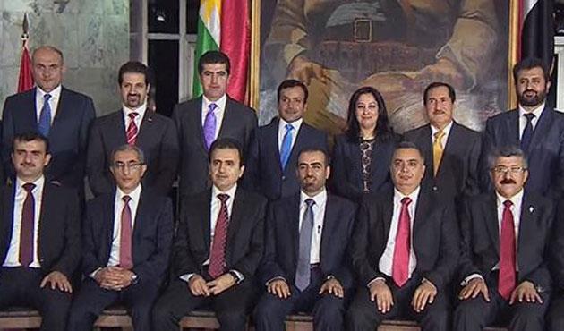 IKBY'de hükümet kuruldu