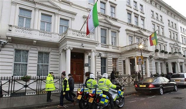 İran İngiltere'ye büyükelçi atamayacak