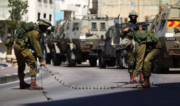 İsrail işgal güçlerinden büyük hazırlık