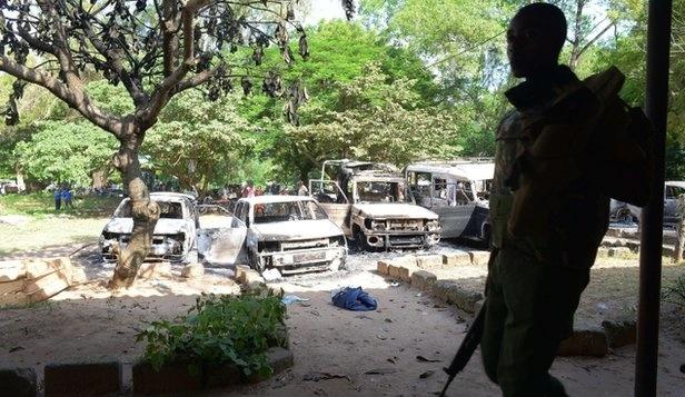 Kenya'da silahlı saldırı, en az 5 ölü