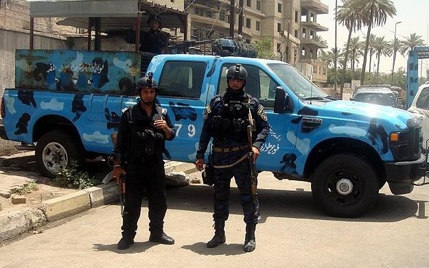 Irak güvenlik güçleri Bağdat'ta teyakkuzda