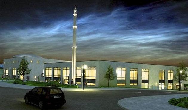 Danimarka'nın ilk minareli camisi açılıyor