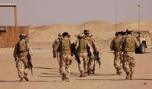Avustralya Irak'a yeniden asker gönderdi