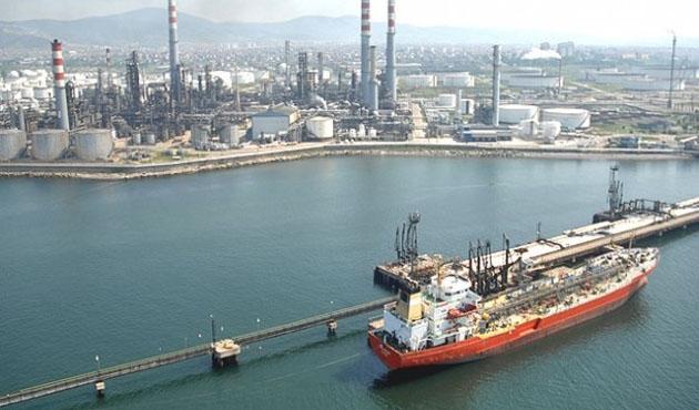 Türkiye'den Irak'a 4 bin ton işlenmiş petrol ihracı