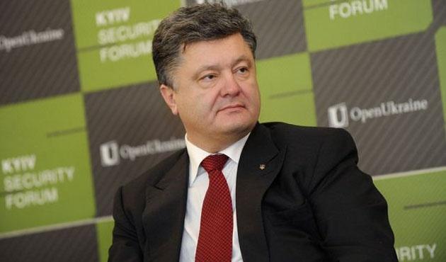 Poroşenko: Bundan sonra tek taraflı ateşkes olmayacak