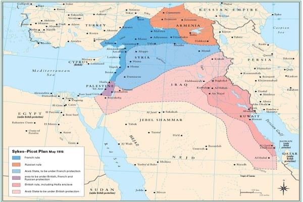 Barzani'ye göre 'Sykes-Picot' miadını doldurdu