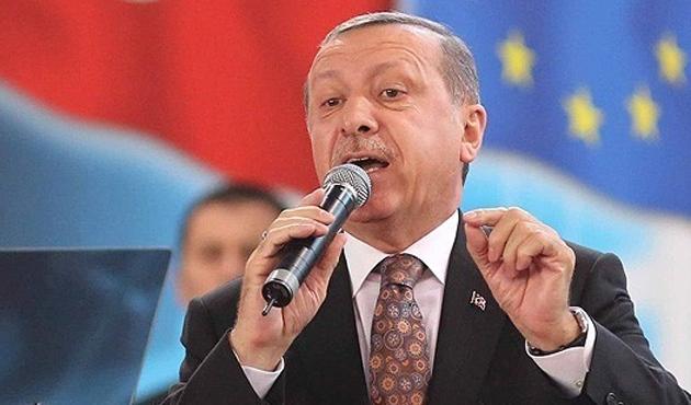 Erdoğan: Bayrak olayının arkasında Pensilvanya var