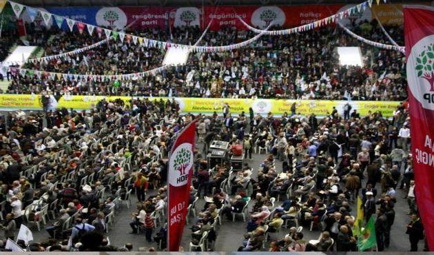 HDP'de kongre günü; Demirtaş aday