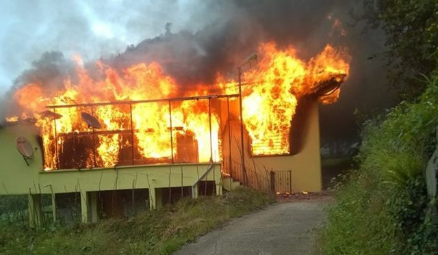 İzmir'de iki ayrı noktada orman yangını