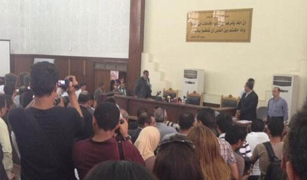 Kanada'dan Mısır'a 'gazetecilere ceza' tepkisi