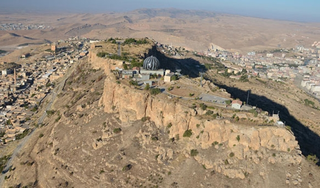 Mardin Kalesi'ndeki askerin çıkması isteniyor