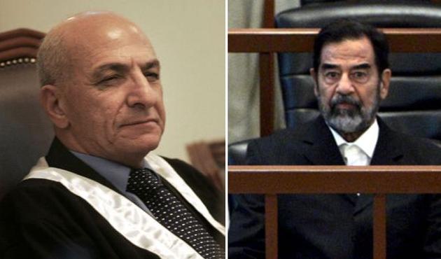 IŞİD, Saddam'ı idama mahkum eden hakimi öldürdü