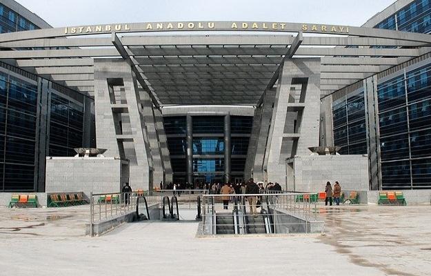 Anadolu Adalet Sarayı'nda kavga
