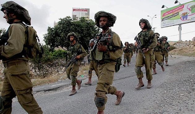 İsrail El-Halil şehrinde operasyon başlattı