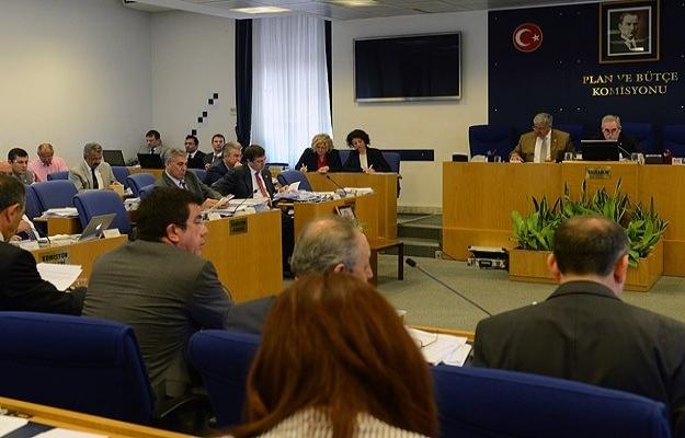 'Torba tasarı'nın 20 maddesi komisyonda kabul edildi