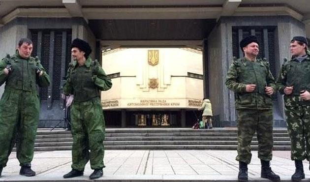 Kozaklar Aksenov'un emrinde olacak