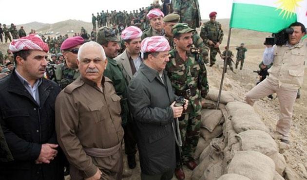 Mesut Barzani: Kerkük için elime silah almaya hazırım