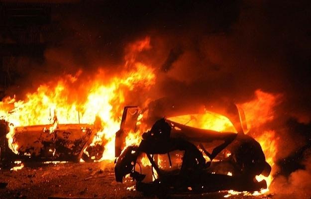Suriye'den Lübnan'a hava saldırısı
