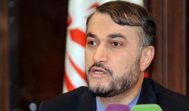 İran: Irak'a silah ve askeri malzeme gönderebiliriz