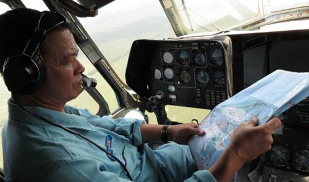 Kayıp Malezya uçağı başka bölgede aranacak