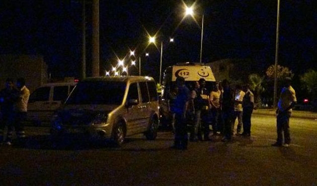 Suriye plakalı araçta bomba düzeneği bulundu