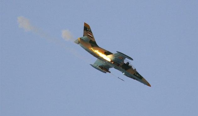 Musul'da bombardıman iddiası