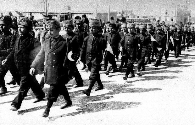 Birinci Dünya Savaşı'ndan yeni kareler