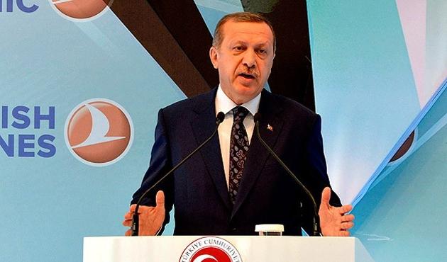 Erdoğan: Türkiye'yi Mısır'a, Ukrayna'ya çevireceklerdi