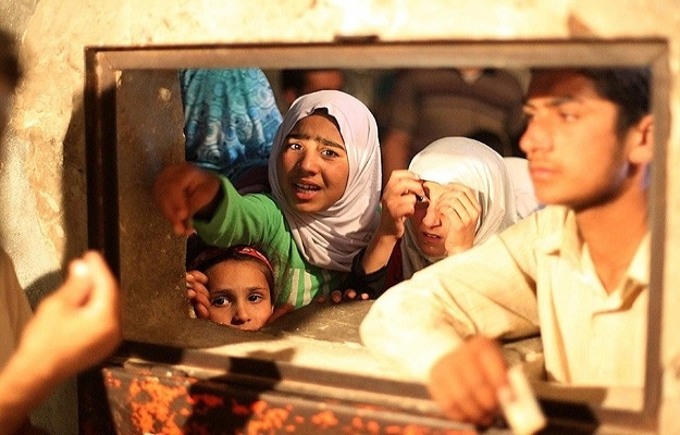 Suriye'de 11 milyon kişi yardıma muhtaç
