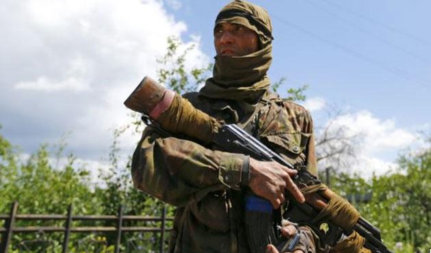 Ukrayna'da ayrılıkçıların safında Özbekler de var