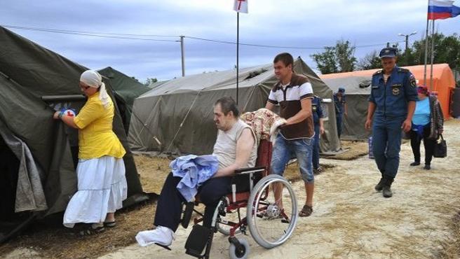 150 bin Ukraynalı evlerini terketti